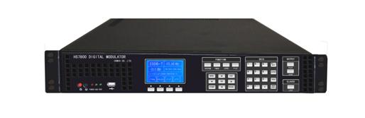 洪 深HS7800 数字调制器